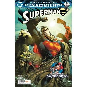 Superman nº 63/ 8 (Renacimiento)