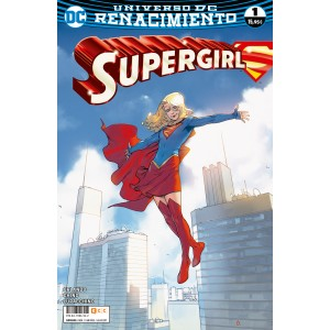 Supergirl nº 01 (Renacimiento)