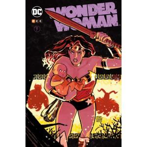 Wonder Woman: Coleccionable semanal nº 05