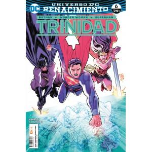 Batman / Superman / Wonder Woman: Trinidad nº 06 (Renacimiento)