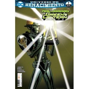 Green Lantern nº 62/7 (Renacimiento)
