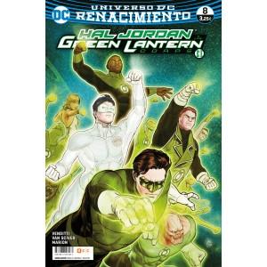 Green Lantern nº 63/8 (Renacimiento)