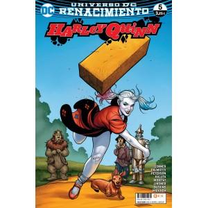 Harley Quinn nº 13/5 (Renacimiento)