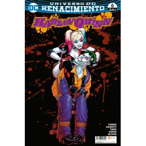 Harley Quinn nº 14/6 (Renacimiento)