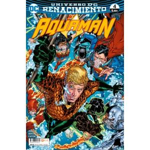 Aquaman nº 18/04 (Renacimiento)