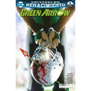 Green Arrow vol. 2, nº 04 (Renacimiento)