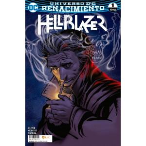 The Hellblazer nº 01 (Renacimiento)