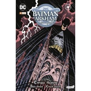 Batman de Arkham y otras leyendas