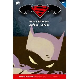 Batman y Superman - Colección Novelas Gráficas nº 13: Batman: Año Uno