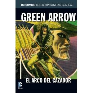 Colección novelas gráficas nº 33: Green Arrow - El arco del cazador