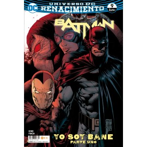 Batman nº 64/9 (Renacimiento)