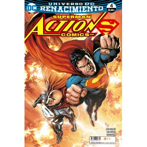 Superman: Action Comics nº 04