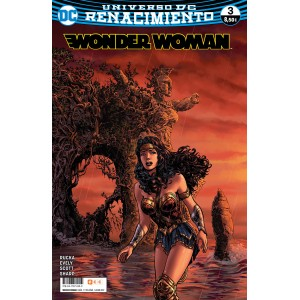 Wonder Woman nº 17/ 3 (Renacimiento)