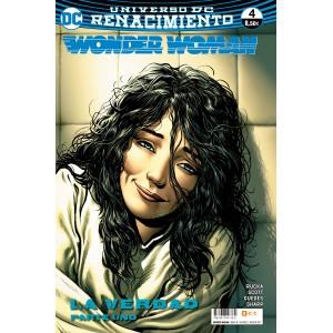 Wonder Woman nº 18/ 4 (Renacimiento)