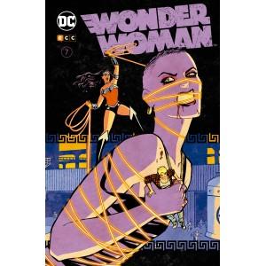 Wonder Woman: Coleccionable semanal nº 07