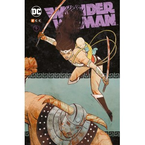 Wonder Woman: Coleccionable semanal nº 09