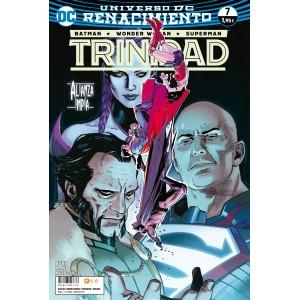 Batman / Superman / Wonder Woman: Trinidad nº 07 (Renacimiento)