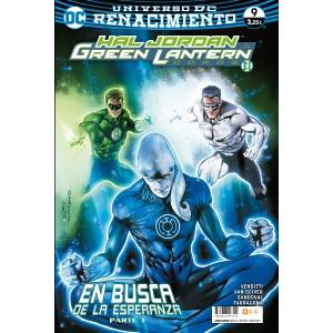 Green Lantern nº 64/9 (Renacimiento)