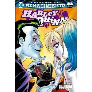 Harley Quinn nº 15/7 (Renacimiento)