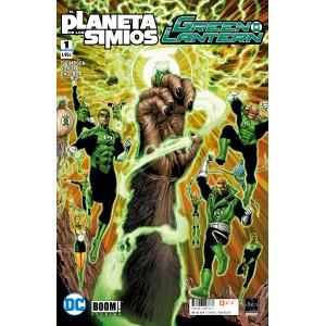 Green Lantern/El planeta de los simios nº 01