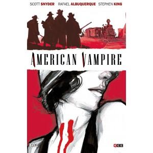 American Vampire nº 01 (Rústica)