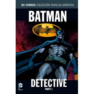 Colección novelas gráficas nº 35: Batman: Detective nº 01