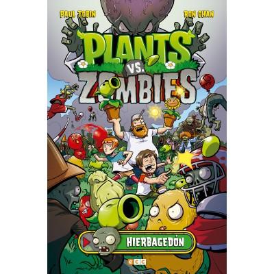 Plants vs. Zombies: Hierbagedón