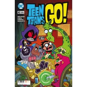 Teen Titans Go! nº 04