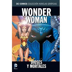 Colección novelas gráficas nº 34: Wonder Woman - Dioses y mortales