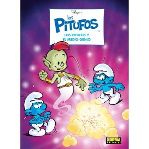 Los Pitufos nº 35