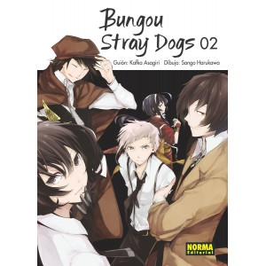 Bungou Stray Dogs nº 02
