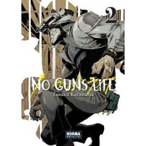 No Guns Life nº 02