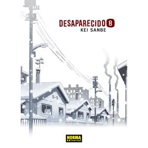 Desaparecido nº 08