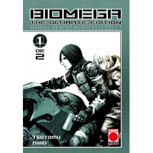 Biomega: The Ultimate Edition nº 01