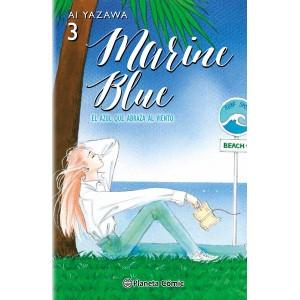Marine Blue, el azul que abraza al viento nº 03