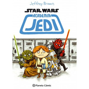 Star Wars Academia Jedi nº 01