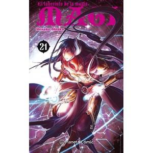 Magi: El Laberinto de la Magia nº 21