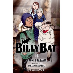 Billy Bat nº 19