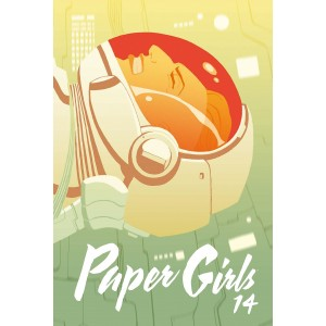 Paper Girls nº 14
