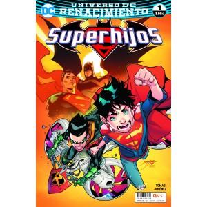 Superhijos nº 01 (Renacimiento)
