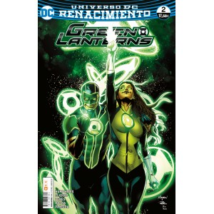 Green Lanterns nº 02 (Renacimiento)
