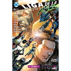 Liga de la Justicia (reedición cuatrimestral) nº 11