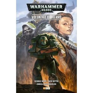 Warhammer 40.000: Voluntad de hierro