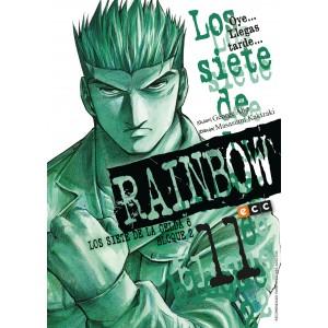 Rainbow, los siete de la celda 6 Bloque 2 nº 11