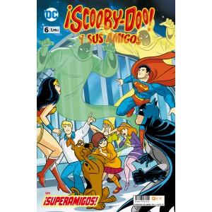 ¡Scooby-Doo! y sus amigos nº 06