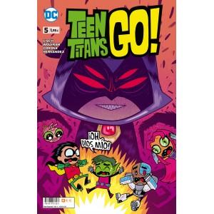 Teen Titans Go! nº 05