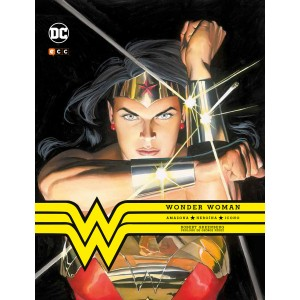Wonder Woman: Amazona. Heroína. Icono
