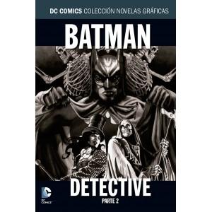 Colección novelas gráficas nº 36: Batman: Detective nº 02
