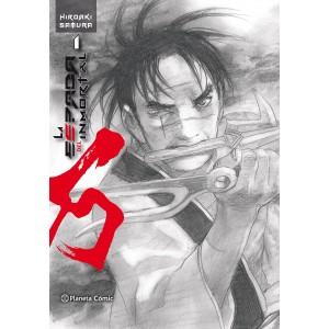 La Espada Del Inmortal Kanzenban nº 01