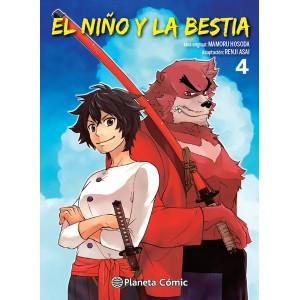 El Niño y la Bestia nº 04